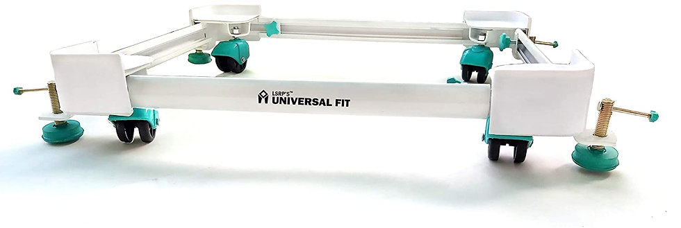 LSRP's Universal Fit Washing Machine Stand - THE HEAVY WEIGHT SERIES