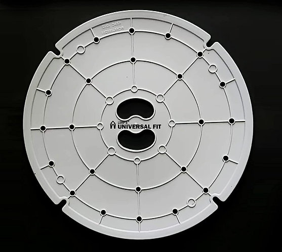 12.5 In / 31.5 CM Spin Cap Suitable For LG & Samsung 9KG & 10KG Washing Machines