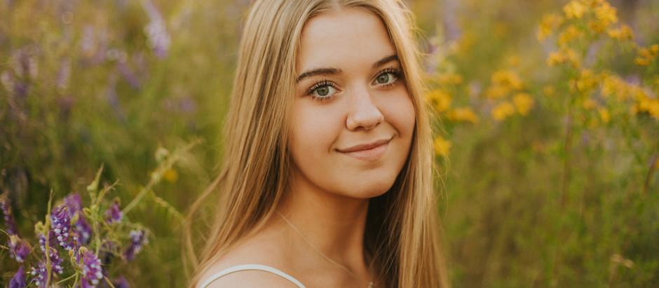 Abigail's Destination Senior Session in Spokane • Class of 2021
