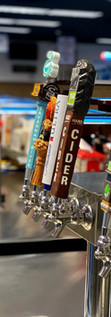 Domestic and Import Beers Available on Tap!