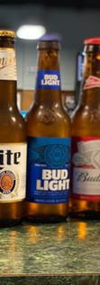 Domestic Beers in Bottle!