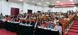 Briefing section in Xinhua College