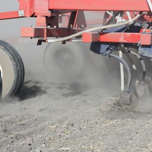 Seeding at G&E Farms