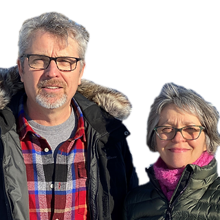 Ian and Jo-Anne Cushon