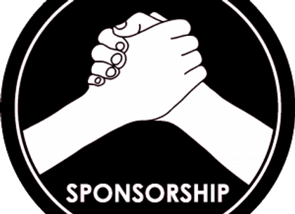 Sponsorship for all Five Webinars
