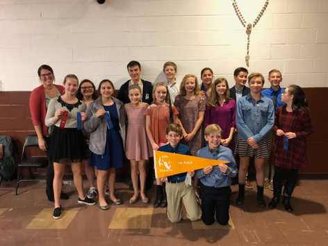 Alpha Forensics Team Brings Home Another Win
