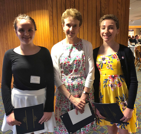 Alpha Teacher and Students Win Awards from the Society for Analytical Chemists of Pittsburgh