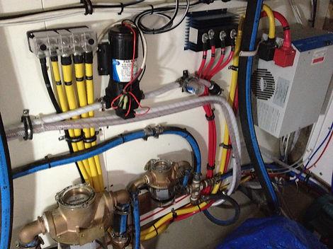 Bay area boat electrical repair
