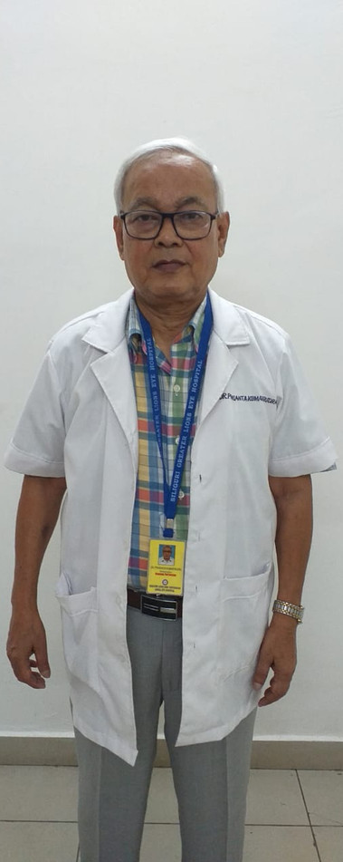 Dr. Prashant Kumar Rudra