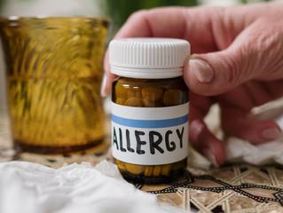 אלרגיה ואלרגנים חלק 2