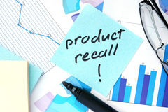החשיבות של ניהול RECALL (החזרה מהשוק)