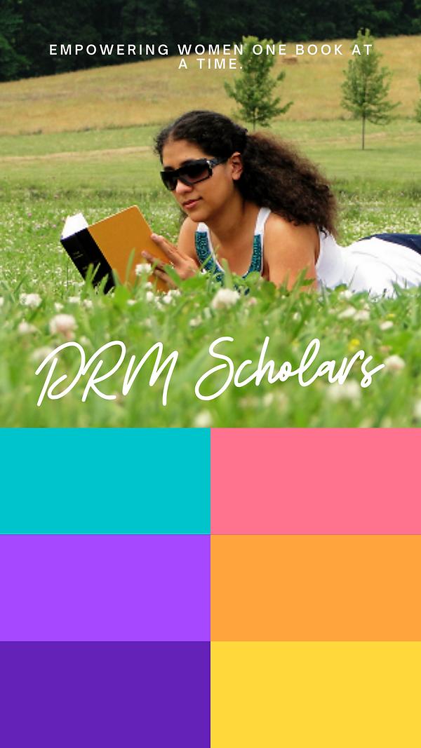 Colorful Modular Grid Girl Boss Bio Link