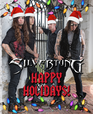 Happy Holidays from Silvertung