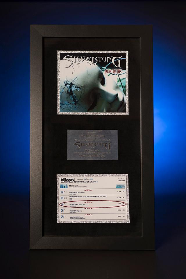 "Silvertung ""You & Me"" Billboard Music Award"