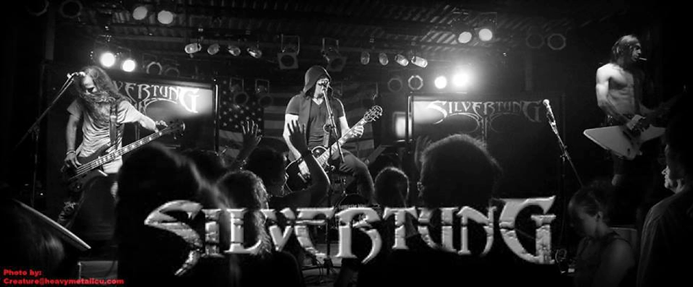 Silvertung - Out Of The Box Live