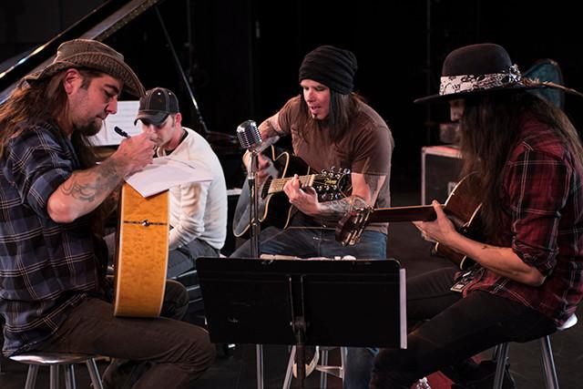 Silvertung Unplugged