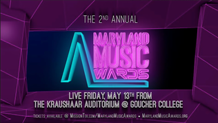 Silvertung set to Perform at Maryland Music Awards Posted by MarylandMusicAwards.org