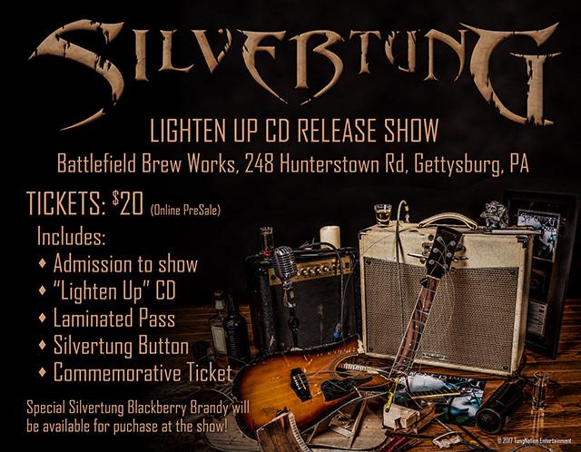 Lighten Up Release Party