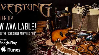 """Acclaimed Hard Rock Band Silvertung Reveals A More Intimate Side On New Acoustic EP """"Lighten Up"""""""