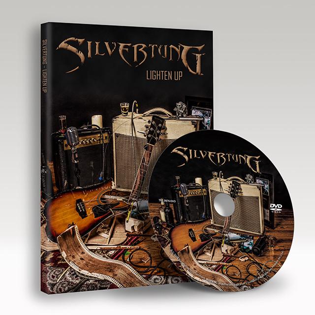 Silvertung Lighten Up DVD - PledgeMusic.com