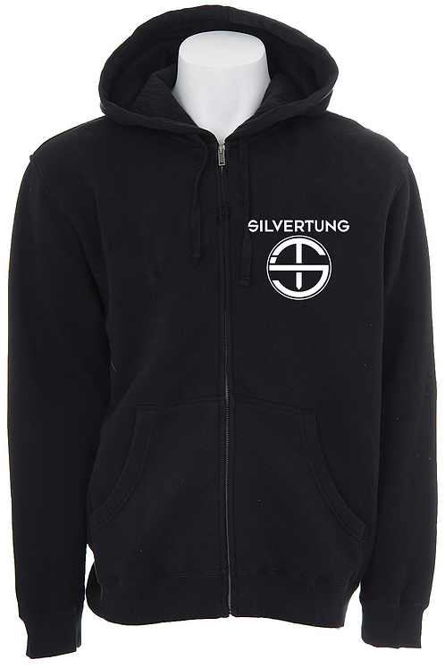 Silvertung Icon Full-Zip Hoodie