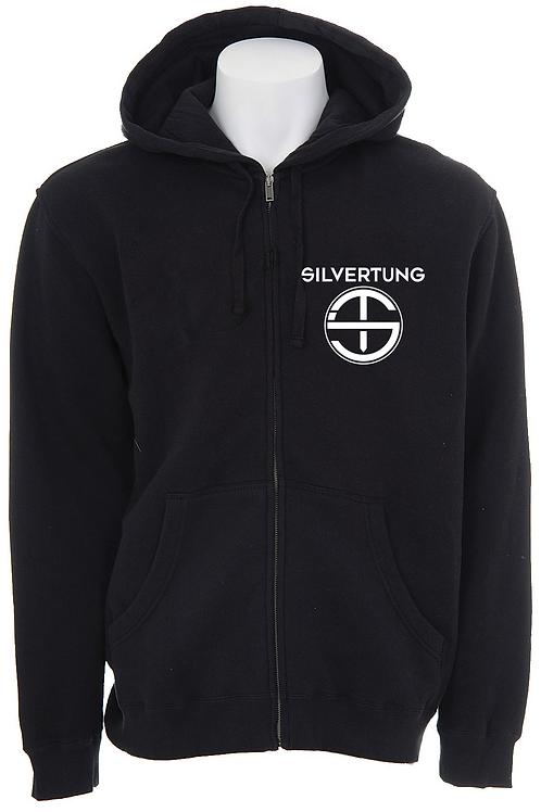 Silvertung Icon Full-Zip Hoodie