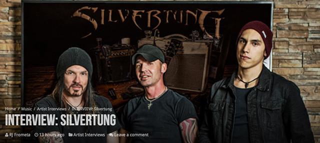 Silvertung Vents Magazine