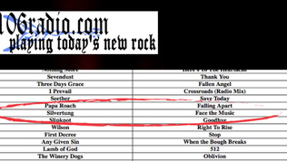 Face The Music debuts on 106radio.com Top 50! Posted by 106radio.com