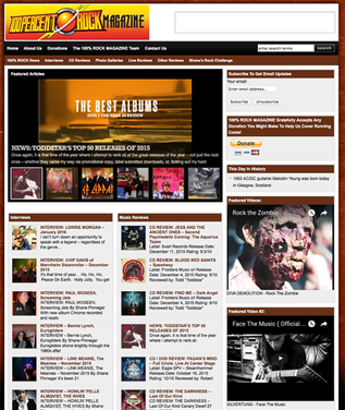 Face The Music Featured Video Posted by magazine.100percentrock.com