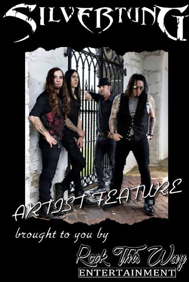 Silvertung - Rock This Way Entertainment Featured Artist