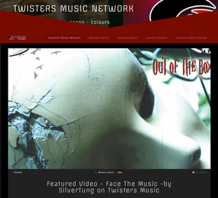 Featured Video - Face The Music - by Silvertung on Twisters Music Posted by TwistersMusic.com