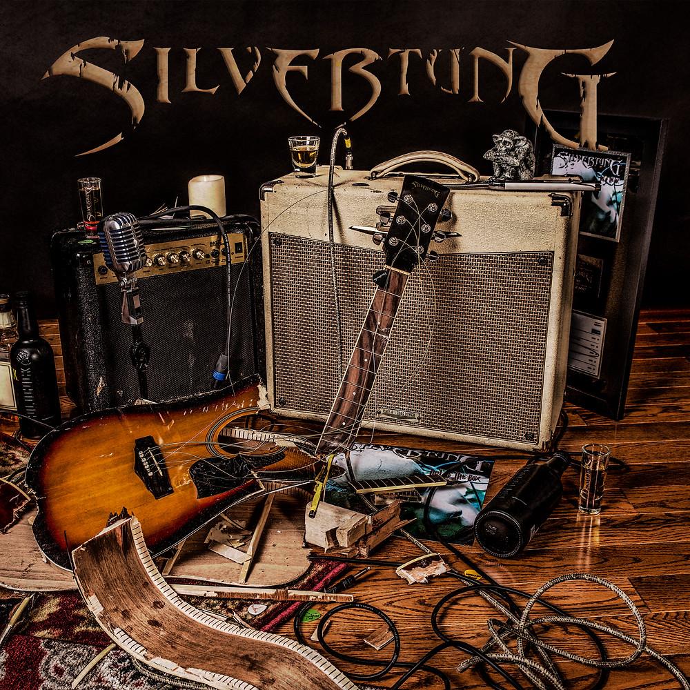 Silvertung - Lighten Up cover artwork