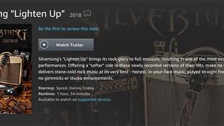 """Lighten Up"" full-length video available on Amazon.com"