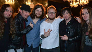 Silvertung first time ever acoustic show it..with Zach Myers of Shinedown
