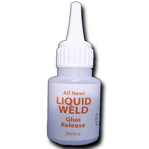 Liquid Weld - Glue Release