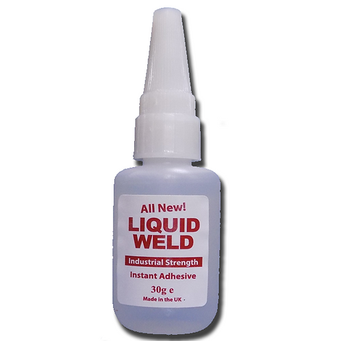 Liquid Weld - 30 gram bottle