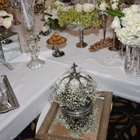 Sofreh Aghd_Iranian ceremony setup