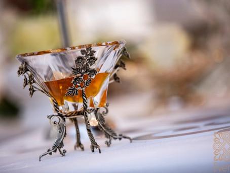 Iranian wedding ceremony | Sofreh Aghd | Honey