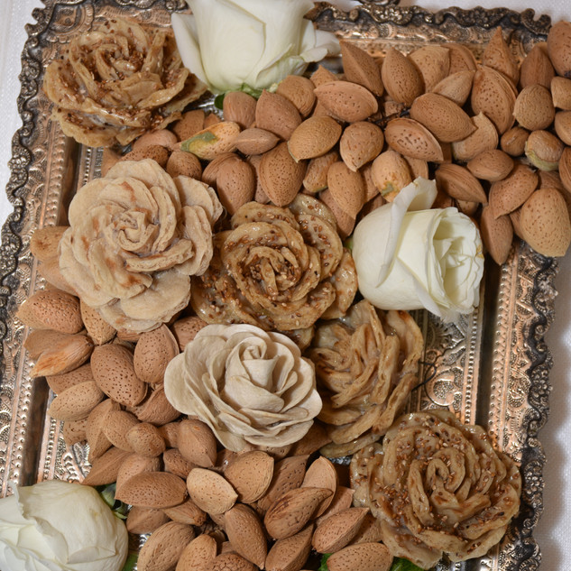 Dried Nut and Bread Display.JPG