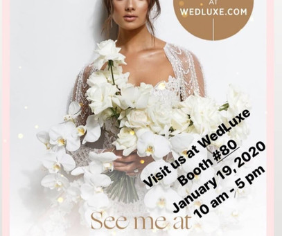 Exhibitor at Wedluxe