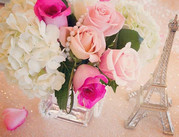 French Style Bridal shower.
