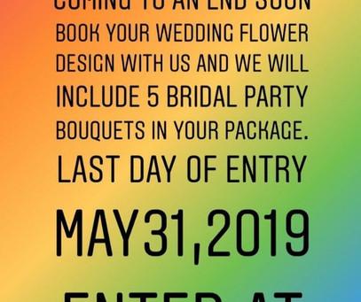 Floral promotion