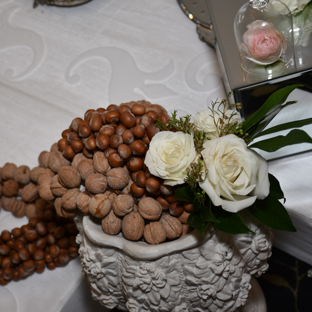 Dried Nuts for Sofreh Aghd