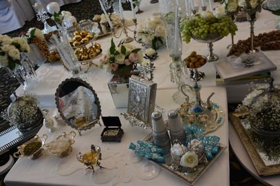 I want ----- @ my wedding ceremony