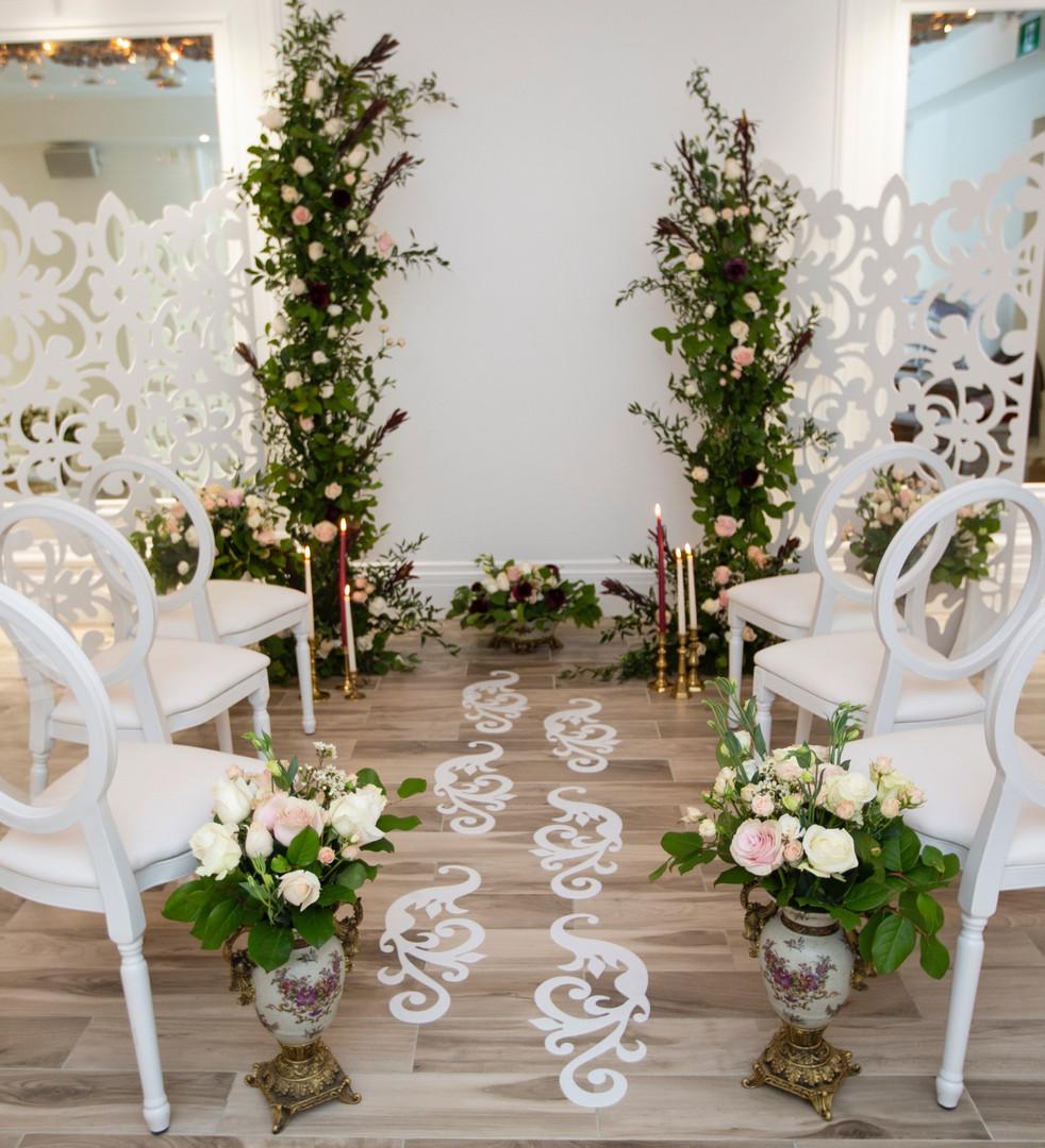 Wedding Runway_Wedding Arches