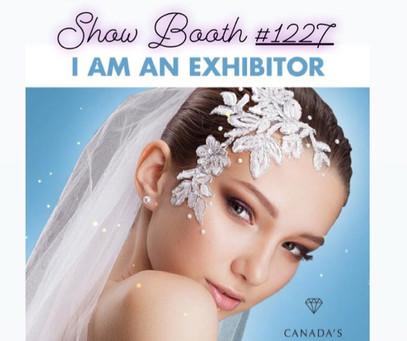 Canada bridal show. Jan 2020