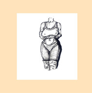 All Bodies are Beautiful - Hand Illustrations