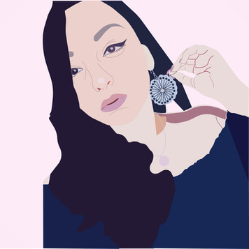 Portrait Illustration 3