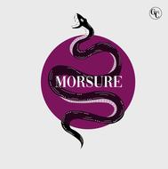 Snake with purple dot