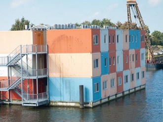 12 Creative Ways to Reuse Shipping Containers